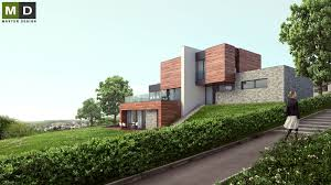 House On Slope