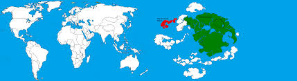 Map Of The Earth Nationstates Dispatch Regional Map Of The World Of Avatar