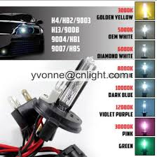 brightest hid lights for cars china led vs hid headlights which is brighter pair h4 35w 55w hi