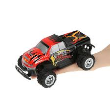 rc monster truck video eu original wltoys l343 1 24 2 4g electric brushed 2wd rtr rc