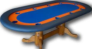 Custom Poker Tables Beer Rail Deluxe Custom Poker Table
