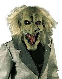 Extreme Halloween Costumes Boxcar Boogeyman Costume Mask Led Eyes Llmr035060