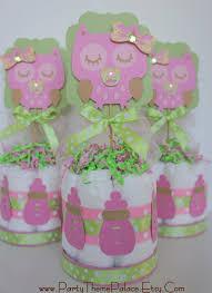 centros de mesa baby showerr baby shower pinterest mini