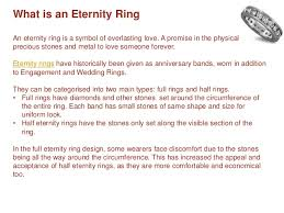 promise rings for meaning meaning types of eternity rings