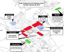 Ohio University Parking Map by No 25 Cavaliers Battle Toledo This Weekend Virginiasports Com