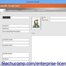 microsoft office access tutorial 2013 databases 1 3 employee group