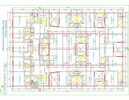 3 star hotel restaurant 2d dwg plan for autocad u2022 designscad