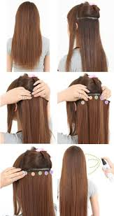 one clip in hair extensions popular one clip in hair extensions clip hair extensions