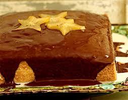 tres leches haupia cake w chocolate ganache
