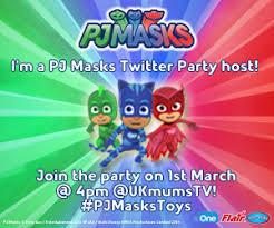 u0027re pj masks party dear mummy blog