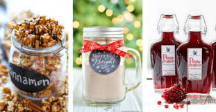 food gift ideas best 25 homemade food gifts ideas on pinterest