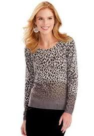 cato sweaters cato fashions polka dot zip tunic sweater plus catofashions