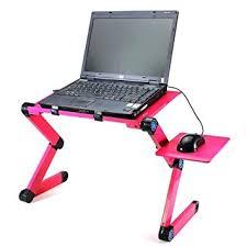 laptop desk for bed amazon com portable 360 ãadjustable foldable laptop notebook desk