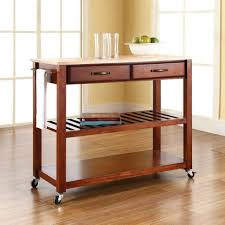 Small Kitchen Island On Wheels by Kitchen Island On Wheels With Stools Roselawnlutheran