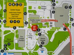 Seattle Pacific University Campus Map by Seattle Monorail Blog Fast Convenient Transportation From