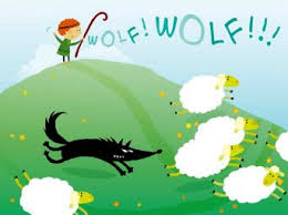 village town references the boy who cried wolf online lesson modules