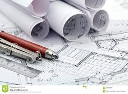 architecture plan architecture plan tools stock photo image of frame 12802962
