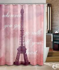 Cheap Modern Shower Curtains 13 Best Paris Shower Curtain Images On Pinterest Bathroom Ideas