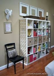 Ikea Bookcase Room Divider Our Nc Home Tour Part 1 Expedit Bookcase Bookcase Styling And