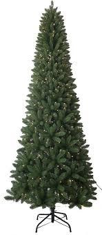 santa s workshop 9 slim artificial tree with 450 pre