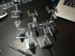 Squadron Canopies by How I Painted My U0027rag Tag U0027 Rebel Squadron U2013 Dwrr