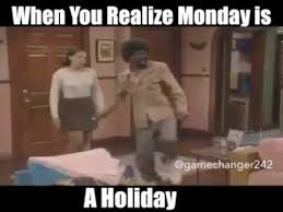 Monday School Meme - no school monday is holiday youtube