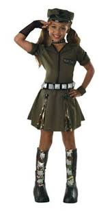 Army Halloween Costume Women Scary Bad 9 Worst Halloween Costumes Kids Today