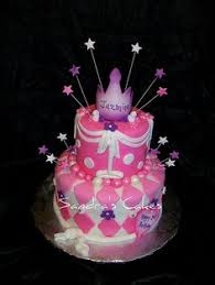 sweet art by lucila princess cake pink with tiara party