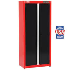 best place to buy garage cabinets craftsman 2000 series 32 in w x 74 in h x 18 in d steel freestanding garage cabinet lowes