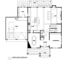 architect house plans house plans by architects french country open floorplan modern