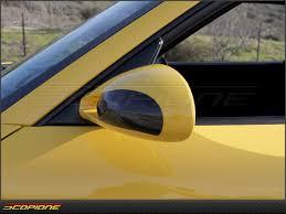 yellow porsche side view scopioneusa com porsche 911 05 11 mirror side view cap cover