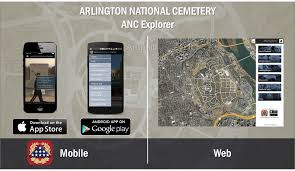 Arlington Cemetery Map Find A Grave