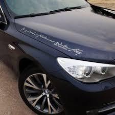 car names for bmw details about detailpart gt name gran turismo car emblem