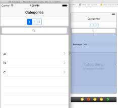 Table Cell Spacing Ios Remove Empty Space Before Cells In Uitableview Stack Overflow