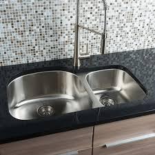 undermount double kitchen sink hahn classic chef 32 38 x 20 5 double bowl undermount kitchen sink
