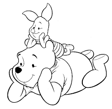 winnie pooh coloring pages pictures colour