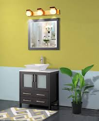 what size sink fits in 30 inch cabinet vanity 30 inch single sink bathroom vanity set 1 shelf 2 drawers quartz top and ceramic vessel sink bathroom cabinet with free mirror va3130 e