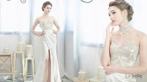 3 gorgeous wedding gown necklines for your body types part i la