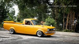 nissan hakosuka stance hakotora kean yaps u0027 stunning sunny truck stancenation