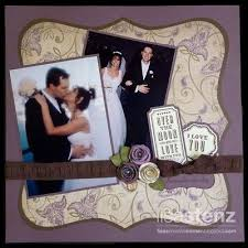 wedding scrapbook albums 12x12 2291 best 12x12 scrapbook layouts images on