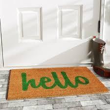 Outdoor Coir Doormats Door Mats