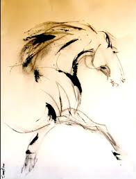 163 best horses in ink images on pinterest horses horse art and