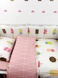 Cot Bumper Sets Popular Pink Cot Bedding Sets Buy Cheap Pink Cot Bedding Sets Lots