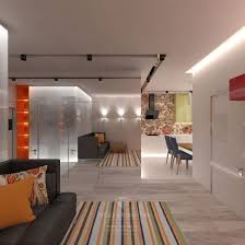 modern style design of the apartment 26 photos design projects