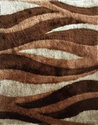 Brown And Beige Area Rug with All Shag Rugs Rug Addiction