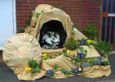 Religious Easter Decorations Ideas by How To Make A Paper Mache Tomb Vbs Ideas Pinterest Paper