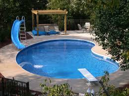 Backyard Pool Landscape Ideas by Pool Ideas For Small Backyards Backyard Design Ideas