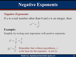 5 5 negative exponents and scientific notation ppt download