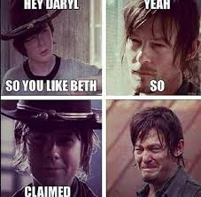 Daryl Walking Dead Meme - everything you need for the return of the walking dead