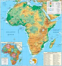Sub Saharan Africa Map Quiz by Expedition Earth September 2012